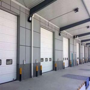 индустриална врата